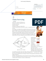 Chain Surveying _ Civil Engineering