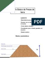 Diseño Geométrico de presas de tierra