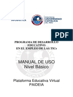 Manual PAIDEIA Basico