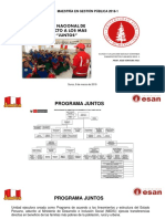 Analisis Programa Juntos