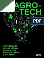 AgroTech Innovaciones Que No Sabías Que Eran de América Latina y El Caribe