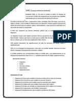 UML DiagramaClase