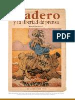 Madero y la libertad de prensa