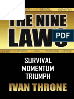 (Dark Triad Man) Ivan Throne - The Nine Laws-Castalia House (2016).pdf