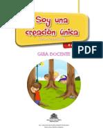 03 10 - ABEJITAS - Club de Libros - Soy Creacion Unica - Guia Para El Docente - A.C.S.C.R.