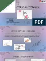 Anticonceptivos Inyectables