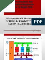 Microprocessori e Microcontrollori embedded