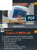 Dispositivo Biomedico Multiparametrico