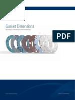 Garlock_Gasket Dimensions_Catalog_segun ASME Y DIN