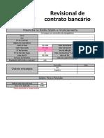 A Tabela de Cálculo de Juros de Financiamento