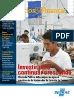 investir para continuar crescendo.pdf