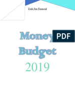 dark star financial budget binder