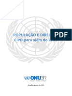 UN Position Paper Population Rights