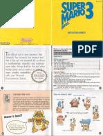 Super Mario Bros. 3 - 1990 - Nintendo