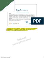 3.Dispo Processing