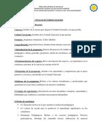 Formato Presentación de Unidad Curricular