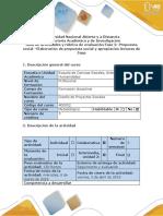 Guía de Actividades y Rubrica de Evaluación - Fase 3 - Propuesta Social - Elaboración El Proyecto Social y Apropiación Lecturas Del Zopp(1)