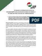 26mar_19 NP EAJPNV Elorrio Denuncia Gastos