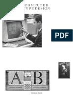 Computed Type Design