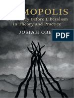 [The Seeley Lectures] Josiah Ober - Demopolis_ Democracy before Liberalism in Theory and Practice (2018, Cambridge University Press).pdf