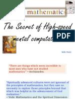 Vadic Math