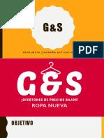 G&S - Activacón 2018
