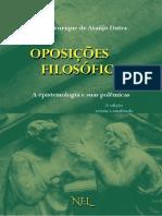 Oposições filosóficas - Epistemologia e seus problemas.pdf