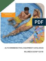 Alto Pool Heat Pump Catalogue