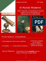 Moderna - Concepto, Humanismo y Renacimiento.ppt