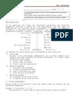 Algebra P3 - Teoria 2 - Factorizacion.docx