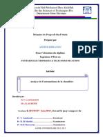 Analyse de l'Automatisme de La - RHBANOU Ahmed_795-2