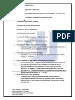 Cuestionario de Derecho Procesal Civil Actual