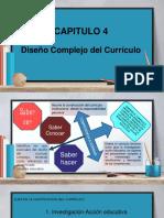 Diseño Complejo Del Curriculum