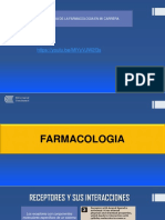 Farmacologia Clase 01