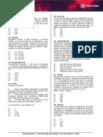 Simulado Geral 2 – Transformação de Unidades, Conceitos Básicos e MRU