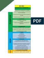 Libro Excel Relación Numerales Normas ISO