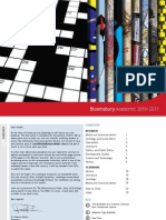 Bloomsbury Academic Catalogue 2010-11