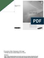Samsung TV LE40A336j1dxxh.pdf