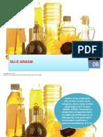 Oli e Grassi da condimento