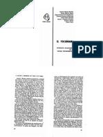 Bustos, D. El Psicodrama. Aplicaciones de La Técnica Psicodramática.