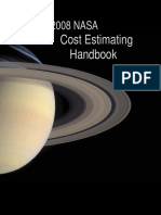 - NASA. Cost Estimating Handbook.pdf