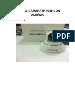 MANUAL CAMARA IP V380 CON ALARMA.pdf