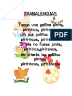 Tra Ba Lenguas