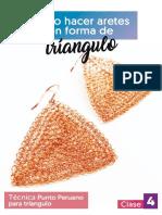 Clase 4 Aretes en Forma de Triangulo eBook