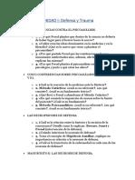 Cuestionarios Freud I(Actualizado)