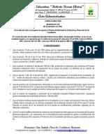 SISTEMA INSTITUCIONAL DE EVALUACIÓN RDA  2016.docx