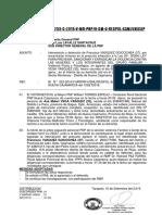 MODELO DE NOTA INFORMATIVA PNP