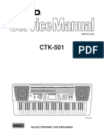 Casio Ctk 501