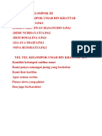 kelompok III SAIDINA UMAR BIN KHATTAB.docx