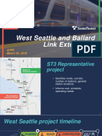Sound Transit JuNO briefing, March 2019